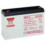 Yuasa NP Series NP10-6 Sealed Valve Regulated Lead-Acid Battery SL…