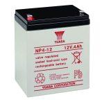 Yuasa NP Series NP4-12 Sealed Valve Regulated Lead-Acid Battery SL…