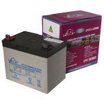 Leoch LG-C280Tor Deep Cycle Sealed Lead Acid Battery SLA 12V 33Ah