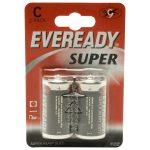Eveready 1235BP-2 C Zinc Carbon Super – Pack of 2