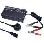 Ideal Power AC0812A Compact SLA Battery Charger 12V 8A