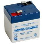 6V 1.0Ah Sealed Lead Acid SLA Battery Powersonic PS-610
