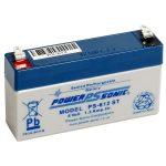 Powersonic 6V 1.3Ah SLA Battery PS-612