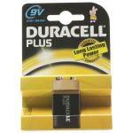 Duracell Plus 5000394019256 MN1604 PP3 9V Alkaline Battery