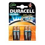 Duracell Ultra 5000394002692 MX2400K4 AAA Alkaline Batteries (Pack…