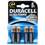 Duracell Ultra 5000394002562 MX1500K4 AA Alkaline Batteries (Pack …