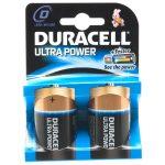 Duracell Ultra 5000394002906 MX1300K2 D Alkaline Batteries (Pack of 2)
