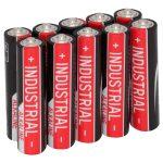 Ansmann 1501-0009 AAA Industrial Alkaline (Box 10)