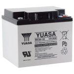 Yuasa REC50-12/Non-FR/Boxed Deep Cycle Cyclic SLA 12V 50Ah