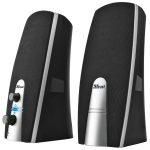 Trust 16697 MiLa 2.0 Speaker Set USB Powered 5W RMS Output (10W Pe…