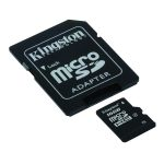 Kingston SDC4/16GB microSDHC Card (Class 4) – 16GB