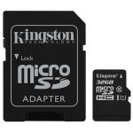 Kingston SDC10G2/32GB microSDHC UHS-I Card (Class 10) – 32GB