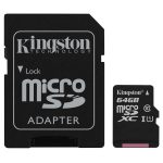 Kingston SDC10G2/64GB microSDXC UHS-I Card (Class 10) – 64GB