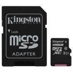 Kingston SDC10G2/128GB microSDXC UHS-I Card (Class 10) – 128GB