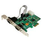 StarTech.com PEX2S553S 2 port High Speed 921K Serial RS-232 PCIe C…
