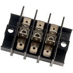 Metway 307PC03WE 3 Pole Tab Type Terminal Block