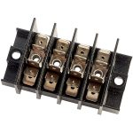 Metway 307PC04WE 4 Pole Tab Type Terminal Block
