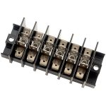 Metway 307PC06WE 6 Pole Tab Type Terminal Block