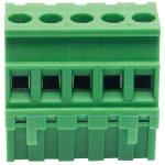 CamdenBoss CTB92VJ/5R 5 Way 12A Pluggable Vertical Free Plug Rever…