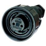Bulgin PX0731S Buccaneer Free Socket 3 Pole