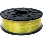 XYZprinting PLA Filament for Da Vinci Junior 3D Printer Yellow