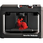 3D Printer Makerbot Replicator 5. Generation Single Extruder