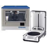 Dremel 3D Printer Idea Builder + Matter and Form 3D Scanner Bundle