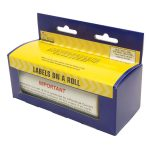 Industrial Signs IS72100R R.c.d. Test Label 130×60 – Pack of 100 S…