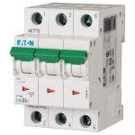 EATON 242468 PLSM-C6/3-MW Miniature Circuit Breaker 6A C-type TP 10kA