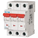 EATON 242470 PLSM-C10/3-MW Miniature Circuit Breaker 10A C-type TP…