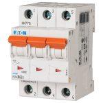 EATON 242480 PLSM-C63/3-MW Miniature Circuit Breaker 63A C-type TP…