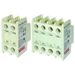Techna KTECAUX02 Ktec Contactor Add On 2nc Auxiliary