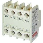 Techna KTECAUX22 Ktec Contactor Add On 2no+2nc Auxiliary