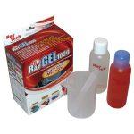 Raytech Ray-Gel 1000-R Ray Gel Red 2x 500ml Bottles