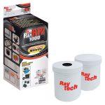Raytech Ray-RTV 1000-N Ray RTV Rubber Black 2x 500ml Tubs