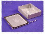 Hammond 1550WM IP66 Diecast Aluminium Enclosure Natural (120 x 100…