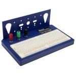 K and H RH-21B Prototyping Breadboard – 840 Tie Points