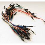 Rapid JW-003 Breadboard Jumper Wires – Bundle Of 75