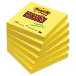Post-it Super Sticky Ultra Yellow 76x76mm – Pack of 6