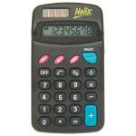 Helix RC1070 National Curriculum Pocket Size Basic Calculator
