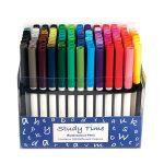RVFM Economy 100 Watercolour Bullet Tip Pens