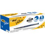 BiC Velleda 1721 White Board Marker Blue (Box of 24)