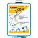 BiC Velleda Whiteboard with Pen and Eraser 24 x 33 cm Pack of 12