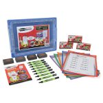 120 Piece Show-me Dry Wipe Template Pocket Class Pack In A Gratnel…