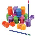 Swash supersafe pencil sharpeners box of 12 – single hole