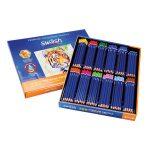 Swash Classbox 288 Premium Hexagonal Coloured Pencils