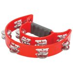 Chord 173.763 Double D Tambourine Red