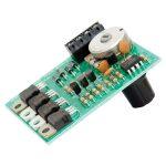 MFA 919D2PR Panel Mounted Bi Directional Variable Speed Regulator