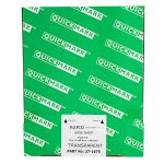 Mega Electronics 37-1675 Quick-Mark Digital Base Sht Transparent 2…