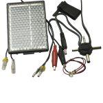 RVFM Solar Charger Panel 3V